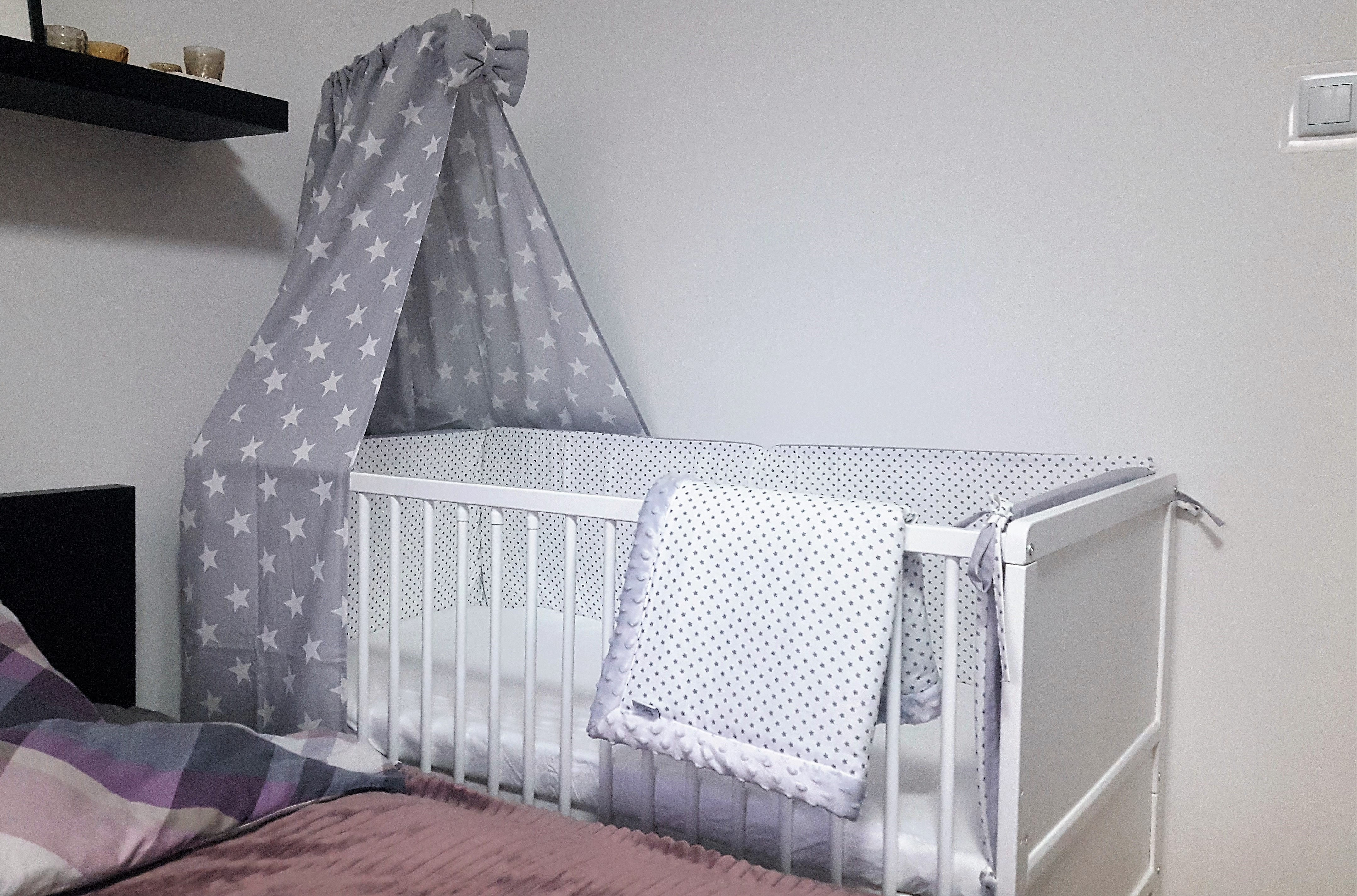 Kupili smo dječji krevetić