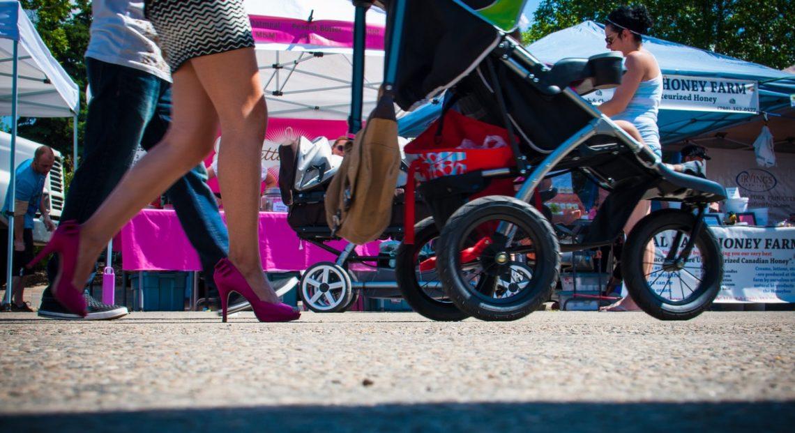 Kupovina dječjih kolica