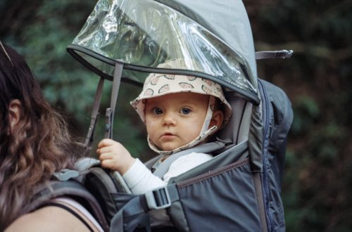 Pakiranje za izlazak s bebom