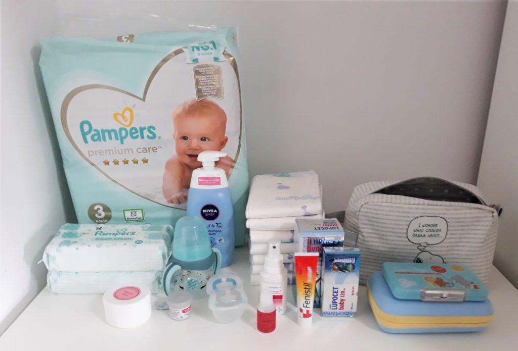 Pakiranje za naše prvo ljetovanje s bebom