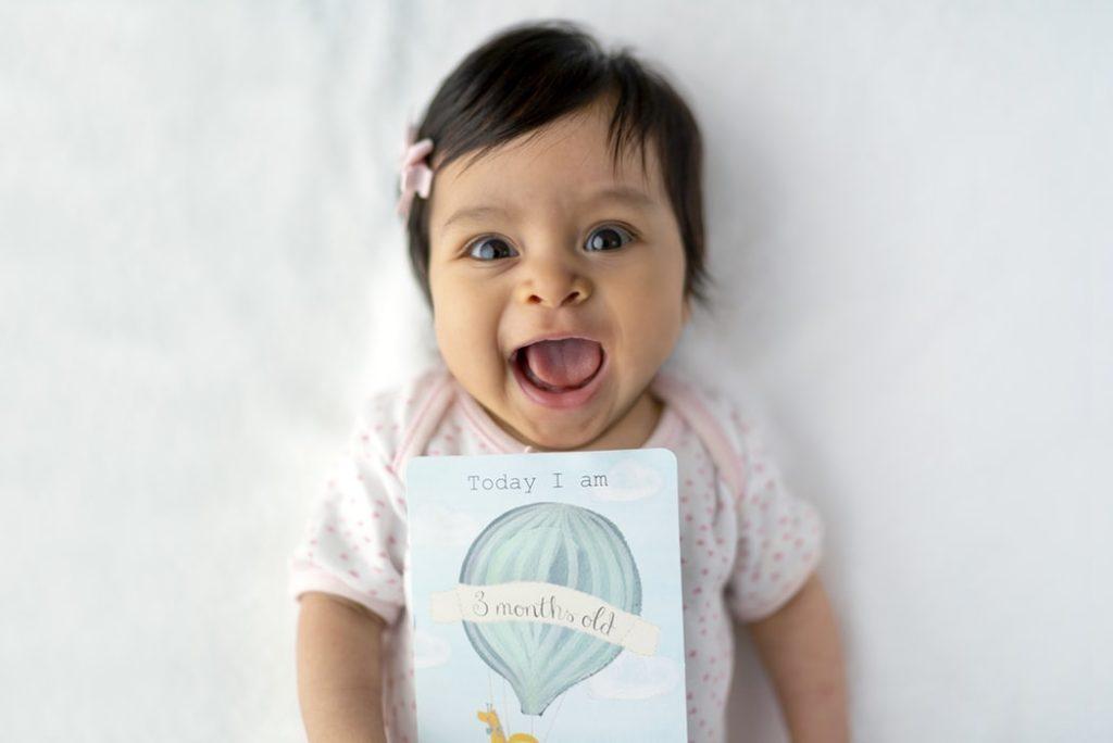 Kako sačuvati bebine uspomene