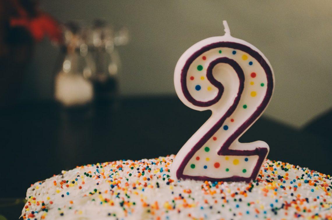 Drugi rođendan bloga