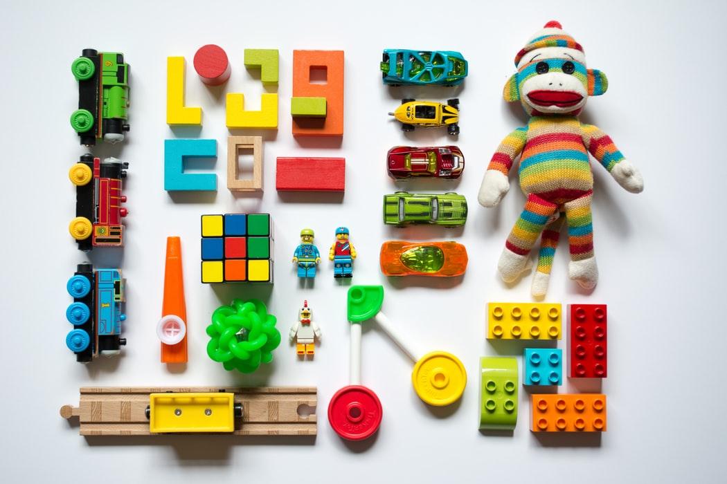 Lukasove omiljene igračke