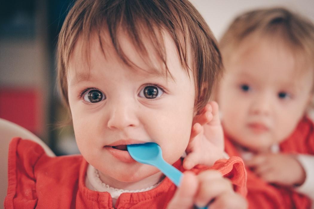 Lukasova prehrana u prvoj godini